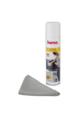 Hama TV-Reinigungsschaum, 400 ml, inklusive Tuch kaufen