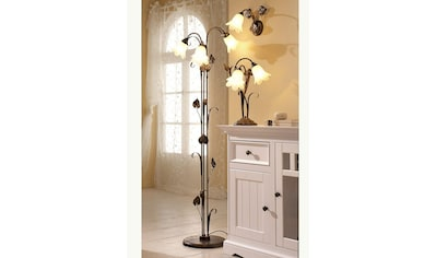Home affaire Stehlampe »Lisanne«, E14, 1 St. kaufen