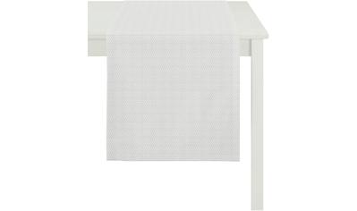 APELT Tischläufer »5310 SPRINGTIME, Jacquard« kaufen