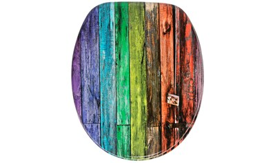 Sanilo WC-Sitz »Rainbow«, mit Absenkautomatik kaufen