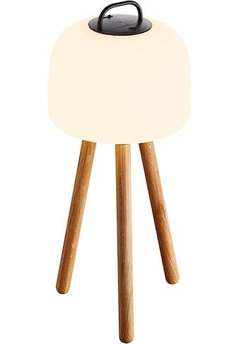 Nordlux LED Stehlampe »Kettle 36 Tripod 31 Eiche«, LED-Modul, Warmweiß, inkl. LED,... kaufen