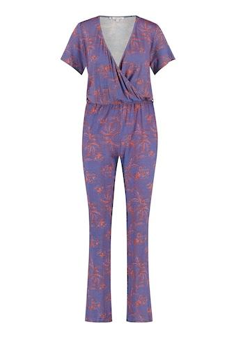 Loom&Lace Jumpsuit in Polka-Flower-Druck kaufen
