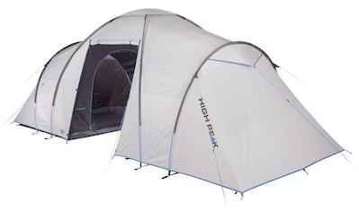 High Peak Kuppelzelt »Zelt Como 4.0«, 4 Personen, (mit Transporttasche) kaufen