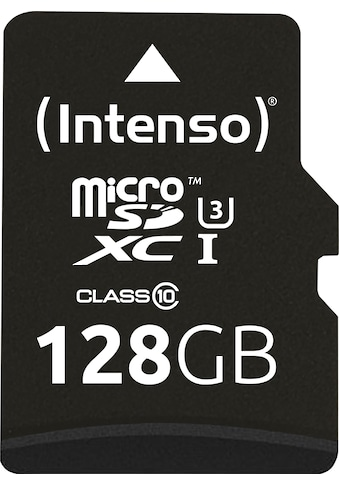 Intenso Speicherkarte »microSD Karte UHS-I Professional«, ( Lesegeschwindigkeit 90 MB/s) kaufen
