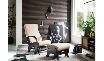 ATLANTIC home collection Relaxsessel (Set, Sessel+Hocker) kaufen