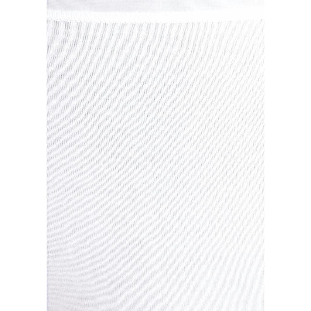 Schiesser Slip »Cotton Essentials«, (3 St.), aus Pima-Baumwolle