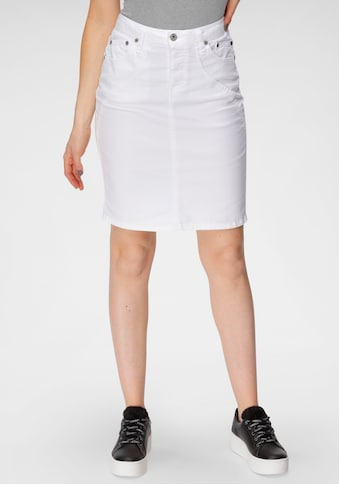 Please Jeans Jeansrock »G 747«, All White Trend kaufen