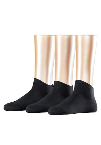 Esprit Sneakersocken Solid 3 - Pack (3 Paar) kaufen