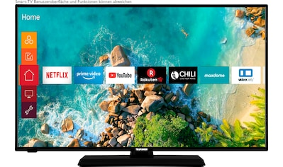 "Telefunken LED-Fernseher »D43F500M4CWI«, 108 cm/43 "", Full HD, Smart-TV kaufen"
