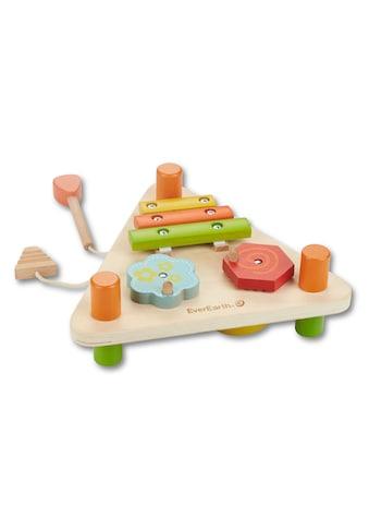 """EverEarth® Spielzeug - Musikinstrument """"2 - seitiges Musikdreieck"""" kaufen"""