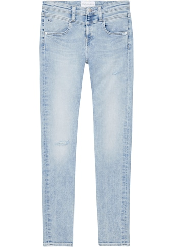 Calvin Klein Jeans Skinny - fit - Jeans »CKJ 011 MID RISE SKINNY« kaufen