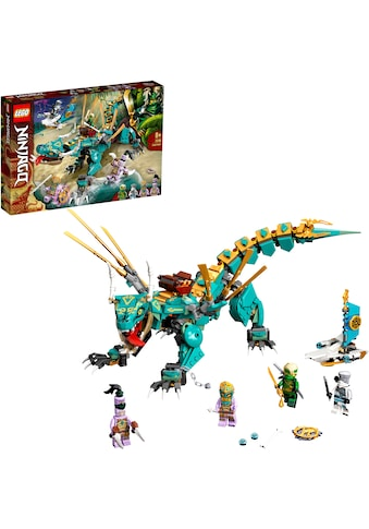 LEGO® Konstruktionsspielsteine »Dschungeldrache (71746), LEGO® NINJAGO®«, (506 St.),... kaufen