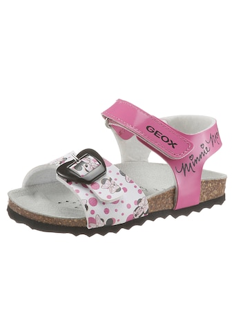 Geox Kids Sandale »B SANDAL CHALKI GIRL«, mit süßem Print kaufen
