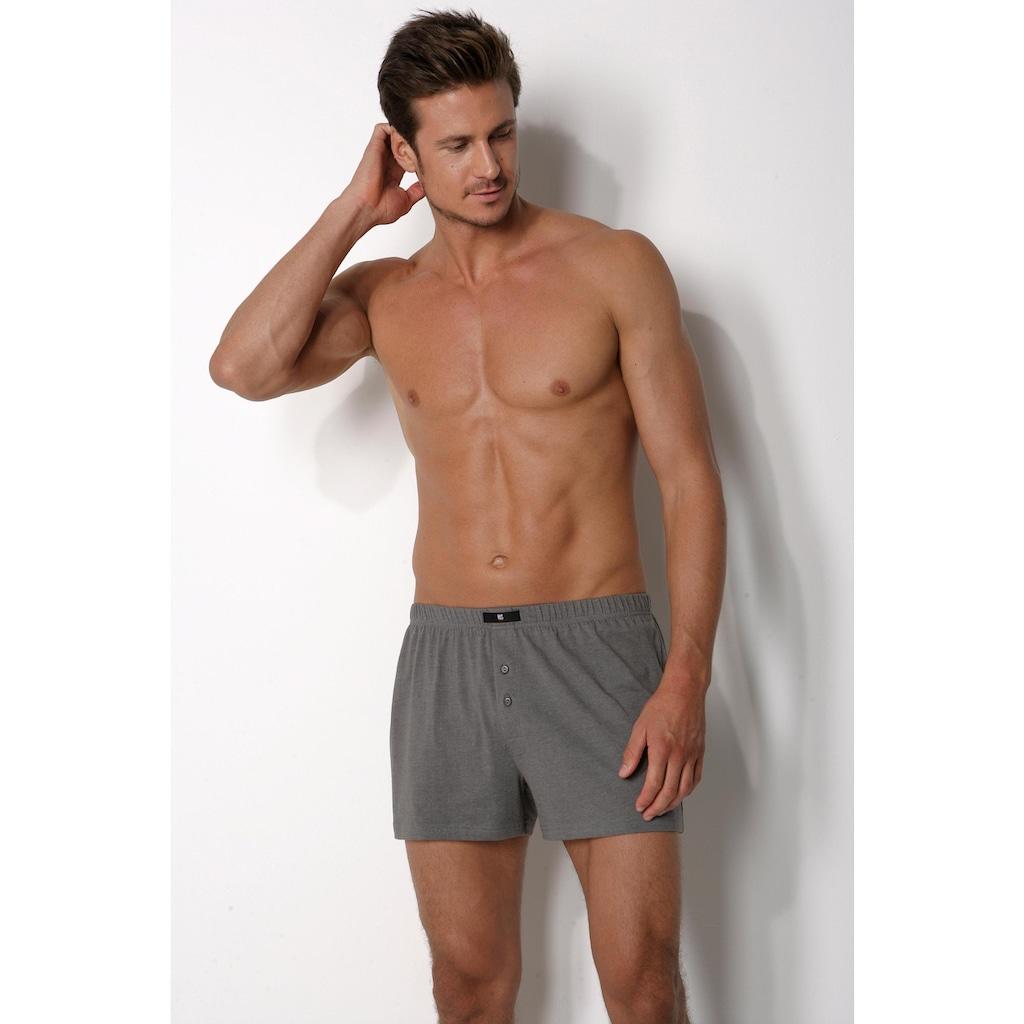 H.I.S Weiter Boxer, aus Baumwoll-Stretch