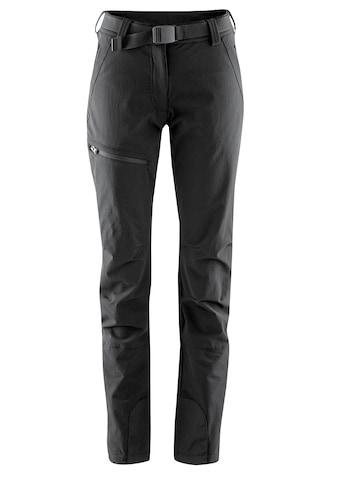 Maier Sports Funktionshose »Lana«, Technische Touren-Hose mit zahlreichen Testsiegen kaufen