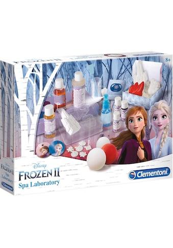 Clementoni® Kreativset »Frozen 2 - Spa-Labor« kaufen