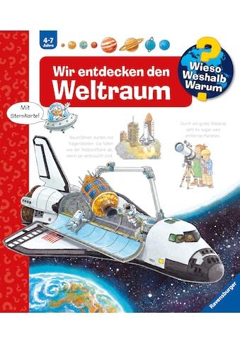 Buch »Wir entdecken den Weltraum / Andrea Erne, Peter Nieländer« kaufen