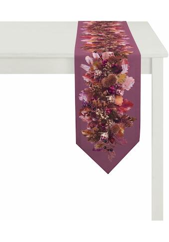 Tischband, »8016 Winterwelt«, APELT (1 - tlg.) kaufen