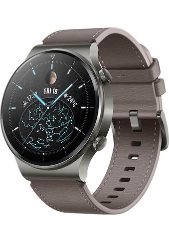 """Huawei Smartwatch »Watch GT 2 Pro Classic« (3,53 cm/1,39 """", 24 Monate Herstellergarantie kaufen"""