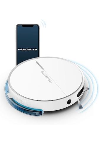 Rowenta Saugroboter WLAN  - Explorer 60 Allergy Connect RR7447, weiß, kaufen
