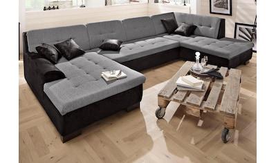 Home affaire Wohnlandschaft »Bergen« kaufen