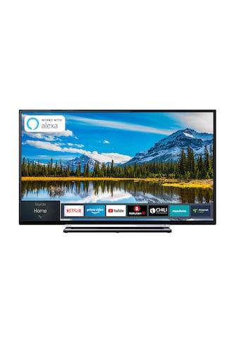 Toshiba LED - Fernseher (39 Zoll, Full HD, Triple - Tuner, Smart TV) »39L3863DA« kaufen