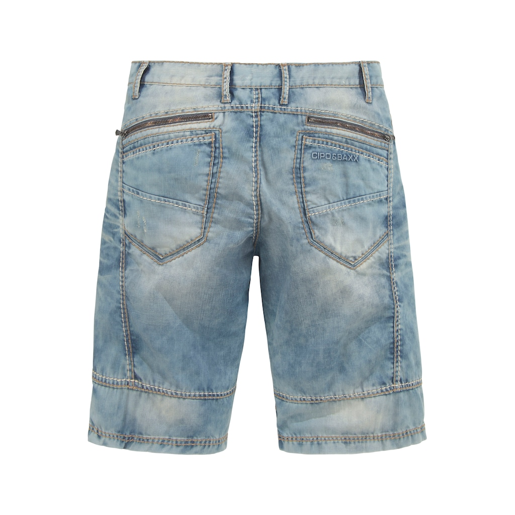 Cipo & Baxx Shorts