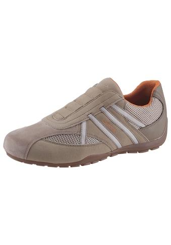 Geox Slip-On Sneaker »Ravex«, mit praktischem Gummizug kaufen