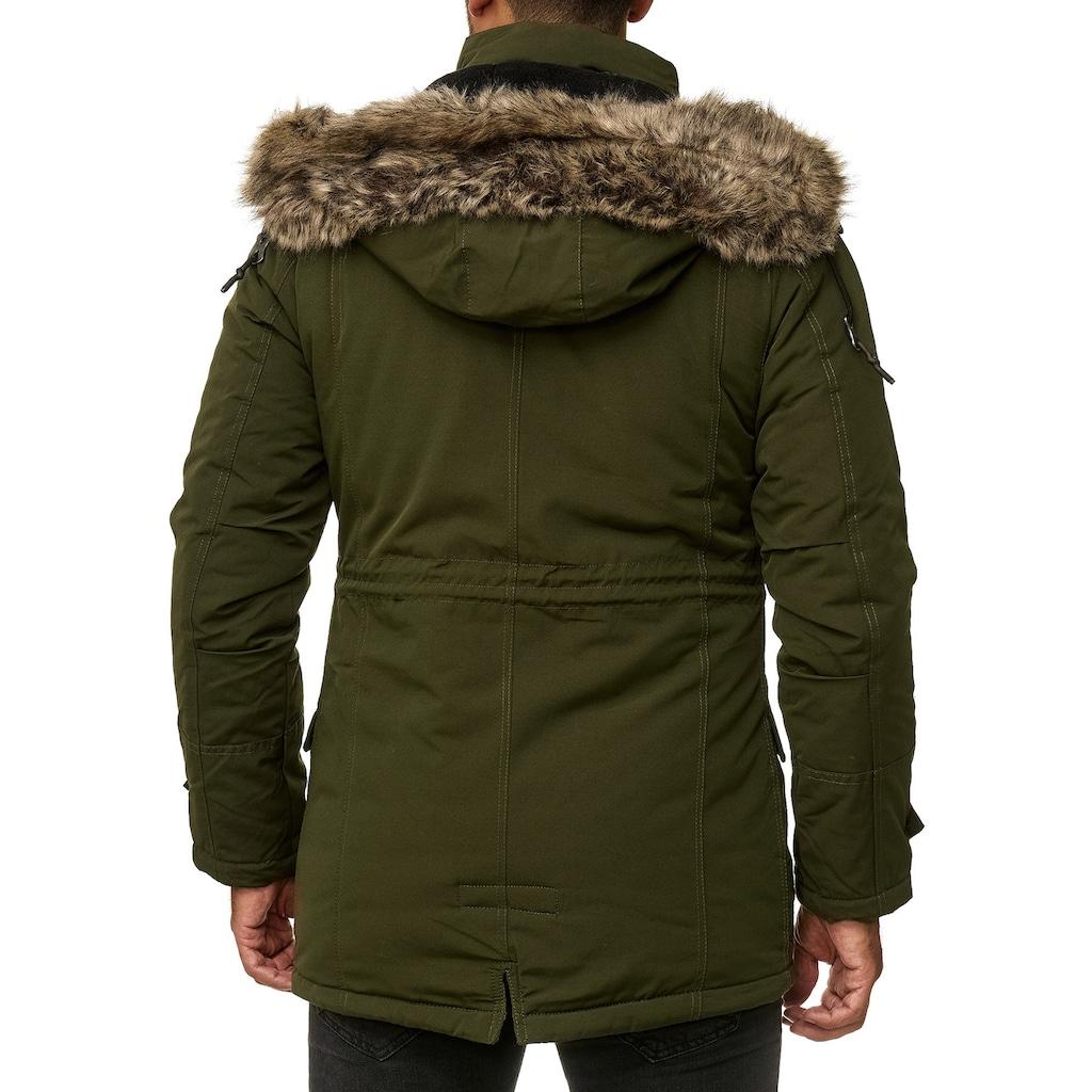 BLACKROCK Outdoorjacke, mit markanten Reißverschlusstaschen