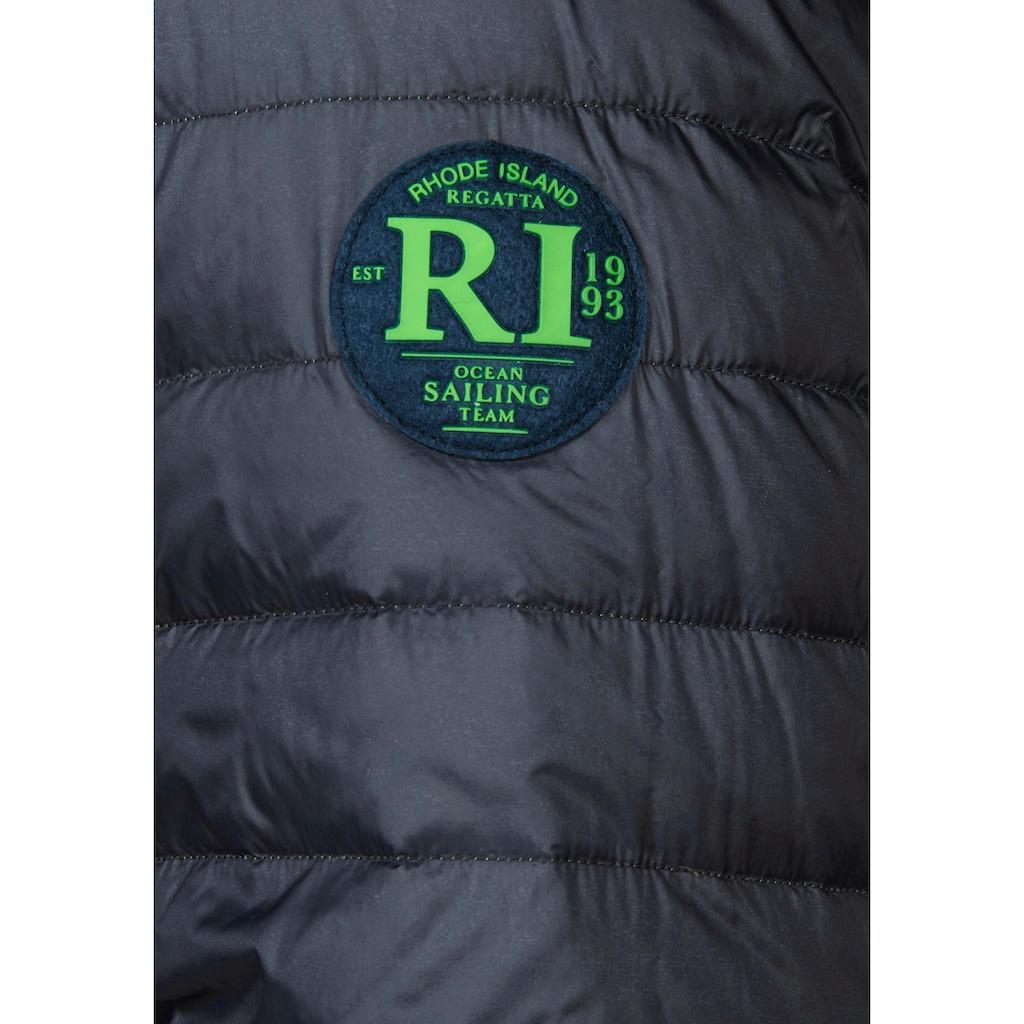 Rhode Island Daunenjacke, leichte Übergangsjacke