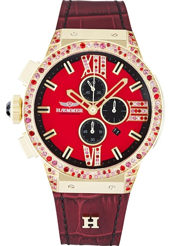 HAEMMER GERMANY Chronograph »CASY, E-008« kaufen