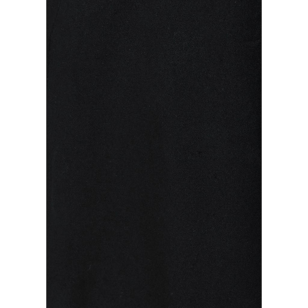 United Colors of Benetton Bleistiftrock, mit seitlichen Eingrifftaschen