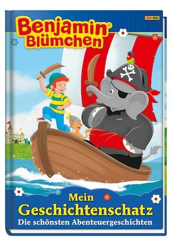 Buch »Benjamin Blümchen: Mein Geschichtenschatz: Die schönsten Abenteuergeschichten /... kaufen