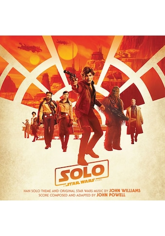 Musik-CD »Solo: A Star Wars Story / OST/Various« kaufen
