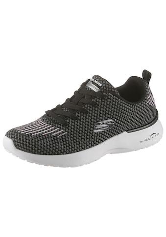 Skechers Sneaker »Skech-Air Dynamight«, in Strick-Optik kaufen