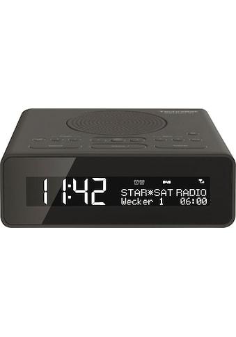 TechniSat Radiowecker »DIGITRADIO 51«, ( UKW mit RDS-Digitalradio (DAB+) ), mit DAB+, Snooze-Funktion, dimmbares Display, Sleeptimer kaufen