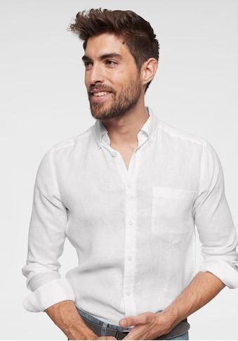 Rhode Island Leinenhemd, in leichter Qualität kaufen