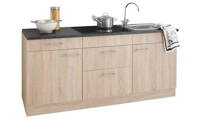 OPTIFIT Küchenzeile »Mini«, mit E - Geräten, Breite 180 cm kaufen