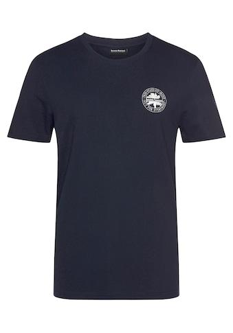 Bruno Banani T-Shirt »Essentials T-Shirts« kaufen