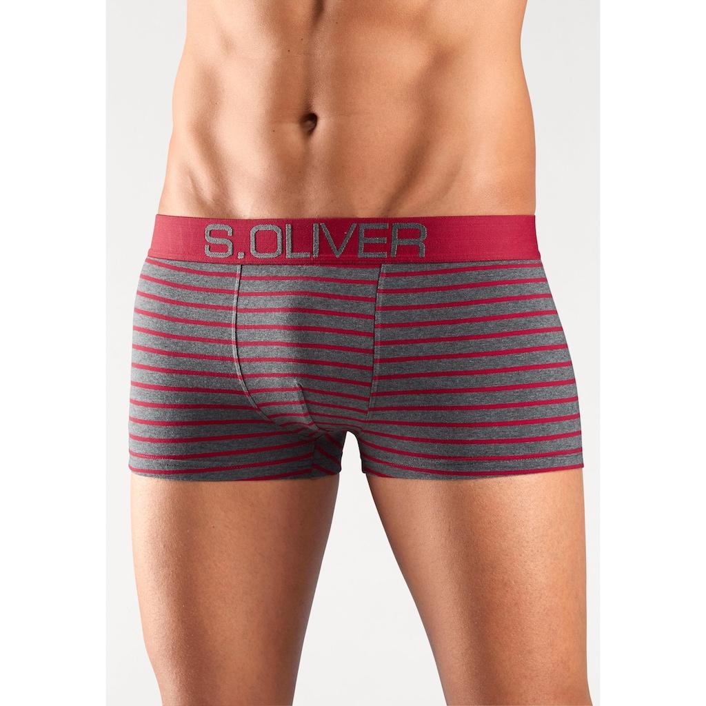 s.Oliver Bodywear Hipster, in Streifen-Optik