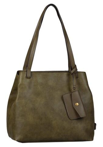 TOM TAILOR Shopper »RUBIANA«, mit kleiner Tasche kaufen