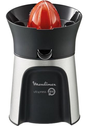 Moulinex Zitruspresse »PC603D Vitapress Direct Serve«, 100 W kaufen