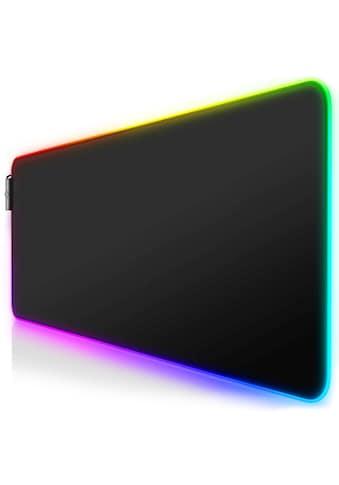 Titanwolf Gaming Mauspad »Mousepad - verbessert Präzision & Geschwindigkeit«, XL 800 x... kaufen