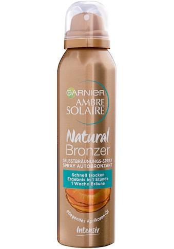GARNIER Selbstbräunungsspray »Ambre Solaire Natural Bronzer« kaufen