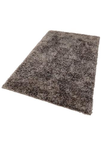 Esprit Hochflor-Teppich »Cool Glamour 1«, rechteckig, 50 mm Höhe, Wohnzimmer kaufen