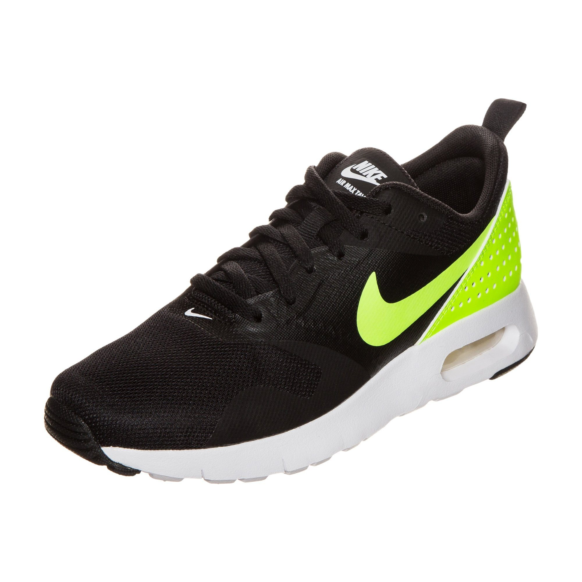 Nike Air Max Tavas Herren Sneaker TealWhiteBlack | Fun