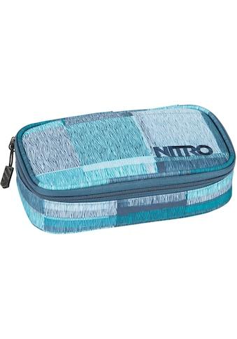 "NITRO Federtasche ""Pencil Case XL, Zebra Ice"" kaufen"