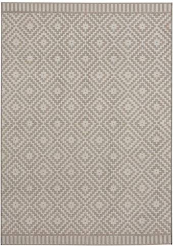 freundin Home Collection Teppich »Breeze«, rechteckig, 8 mm Höhe, In- und Outdoor... kaufen
