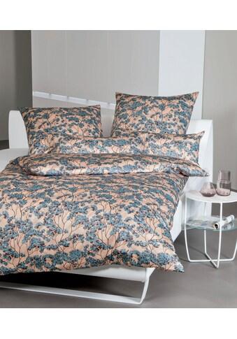Janine Bettwäsche »Carmen 53092«, mit floralem Muster kaufen