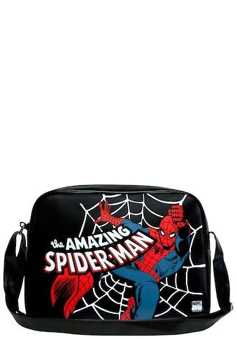 LOGOSHIRT Umhängetasche mit Spider-Man-Logo kaufen